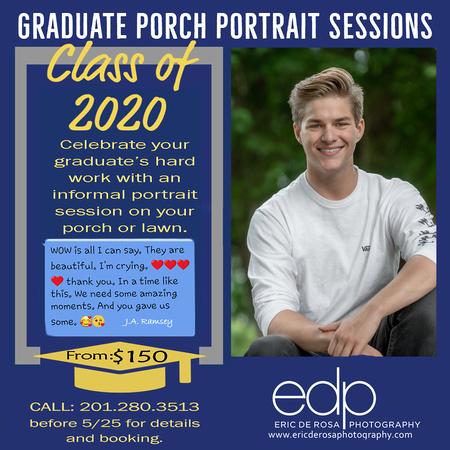 2020 Graduation Daniel FINAL For FB  Ad